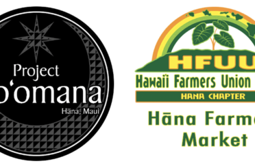 Hana Farmers Market Free Food Distribution!