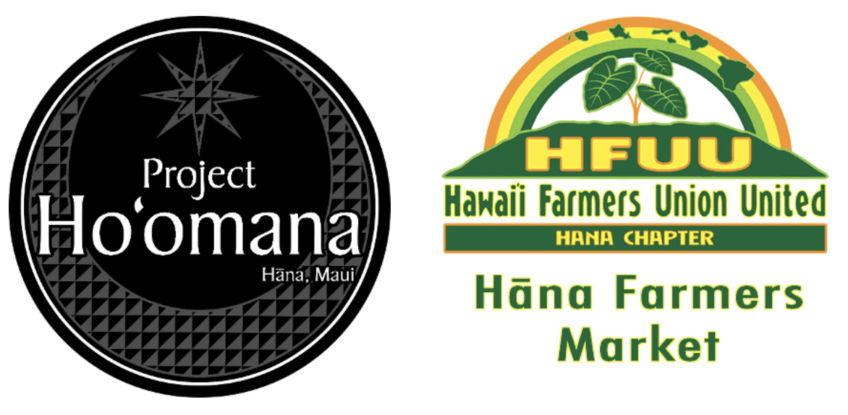 Hana Farmers Market Free Food Distribution!