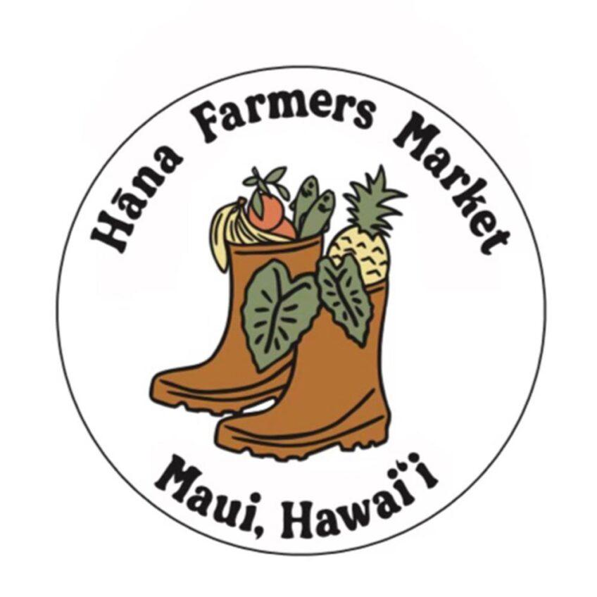 New Hana Farmers Market T-shirts & Stickers