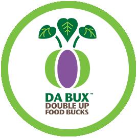 DA BUX – Double Up Food Bucks